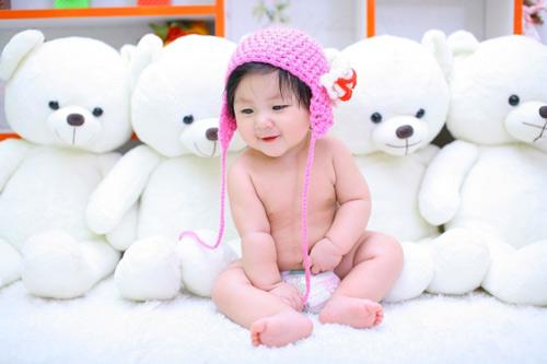 """sieu mau nhi: """"rung tim"""" vi bao ngoc """"cute"""" - 1"""
