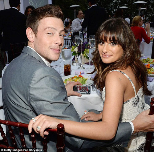cory monteith chet vi lam dung ruou va ma tuy - 2