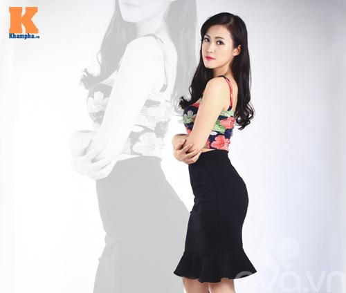 eva dep: vay ao don gian nang van 'sexy' - 15