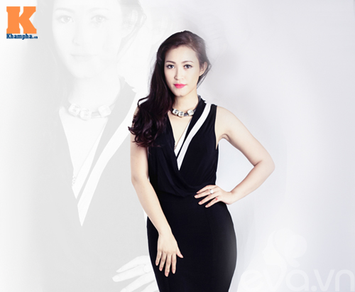 eva dep: vay ao don gian nang van 'sexy' - 4