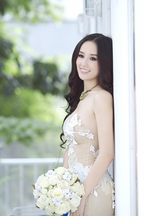 mai phuong thuy lam co dau tuoi 25 - 2