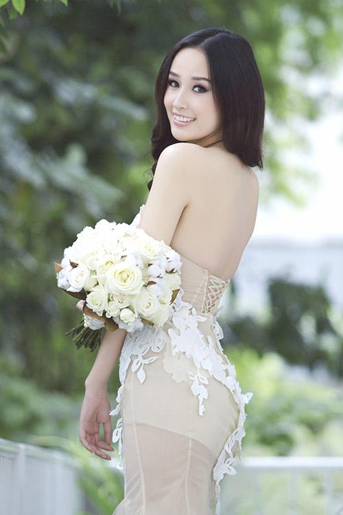 mai phuong thuy lam co dau tuoi 25 - 11