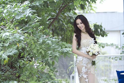 mai phuong thuy lam co dau tuoi 25 - 5
