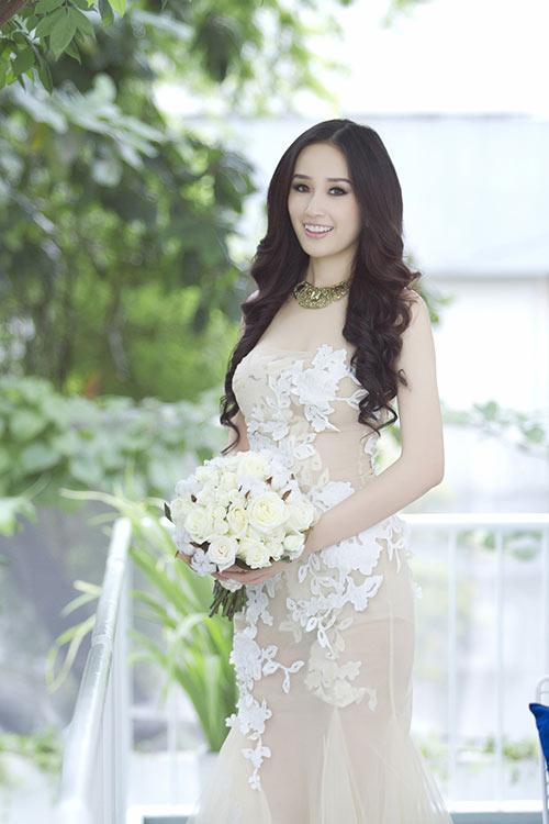 mai phuong thuy lam co dau tuoi 25 - 9
