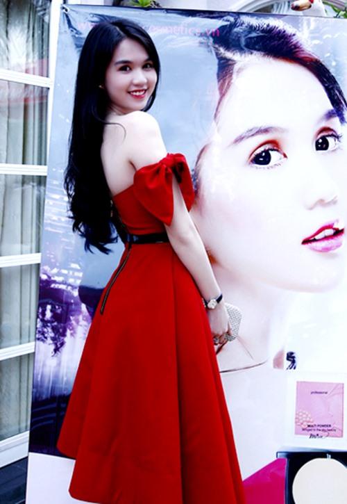 """""""gai mot con"""" huong giang thu hut moi anh nhin - 7"""