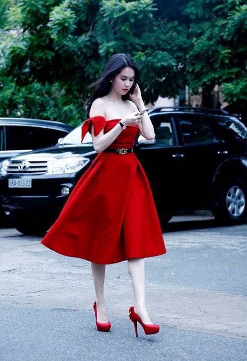 """""""gai mot con"""" huong giang thu hut moi anh nhin - 9"""