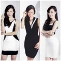 Thời trang - Eva đẹp: Váy áo đơn giản nàng vẫn 'sexy'