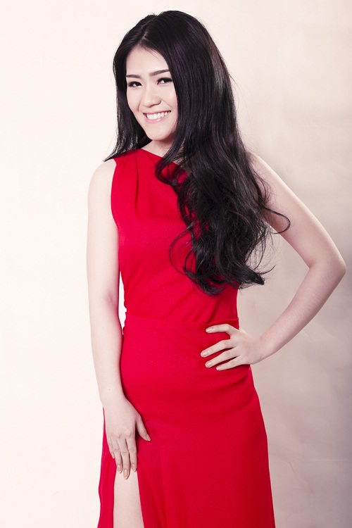 """lo dien """"nguoi em song sinh"""" cua hh thuy dung - 6"""