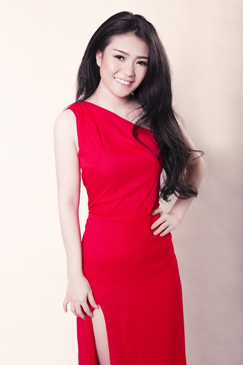 """lo dien """"nguoi em song sinh"""" cua hh thuy dung - 11"""