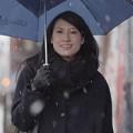 Làng sao - Kathy Uyên lãng mạn chiều đông New York