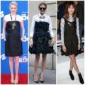 Thời trang - Làm mới sơ mi với mốt 'váy ngoài áo'