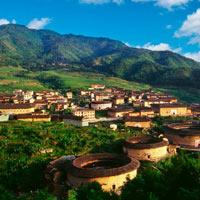 Bật mí kiến trúc nhà cổ độc đáo Trung Quốc
