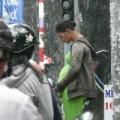 Tin tức - Chiêu giả bụng bầu, ngả nón xin tiền trên phố SG