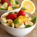 Bếp Eva - Salad trái cây thập cẩm hấp dẫn