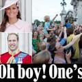 Làng sao - Xem cả nước Anh ăn mừng Hoàng tử nhí ra đời