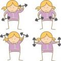 Bà bầu - 5 bước giảm cân sau sinh hiệu quả