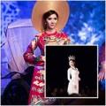 Làng sao - Ngọc Quyên sang trọng như Nam Phương hoàng hậu
