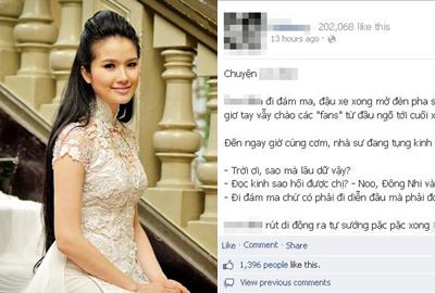 """thuy duong buc xuc vi bi to """"tao dang o le tang wanbi"""" - 2"""