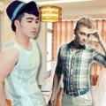 """Nhà đẹp - Đọ """"dáng nhà"""" 2 hotboy mẫu Việt"""