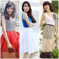 Thời trang - Đa phong cách áo ba lỗ của sao Việt