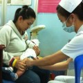 Tin tức - Phập phồng cho con tiêm vắc xin viêm gan