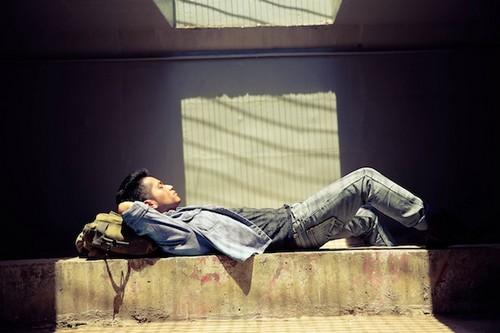 "huong giang idol bo roi ""ban trai tin don""? - 4"