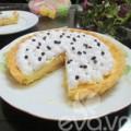 Bếp Eva - Bánh tart chuối giòn thơm