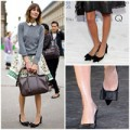Thời trang - Alexa Chung 'bồ kết' giày nơ Louis Vuitton