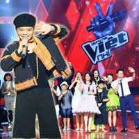 GHVN: Quang Anh 'gây sốt' với Chiếc khăn Piêu