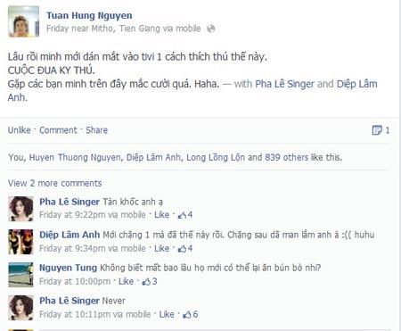 """nguoi yeu tien dat """"nao loan"""" cong dong mang - 5"""