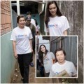 Làng sao - HH Thùy Dung và mẹ chồng Jennifer Phạm làm từ thiện
