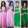 Thời trang - Những chiếc đầm 'đụng hàng' kỷ lục của sao Việt