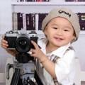 Ngắm ảnh bé - Siêu mẫu nhí: 'Ngất ngây' nhiếp ảnh gia Gấu