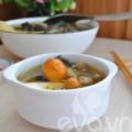 Bếp Eva - Canh gà hải sâm đầy bổ dưỡng