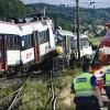 Thụy Sỹ: Hai tàu hỏa đâm nhau, 35 người bị thương