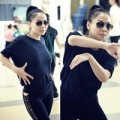 """Làng sao - Thu Minh tích cực luyện tập cho liveshow """"để đời"""""""