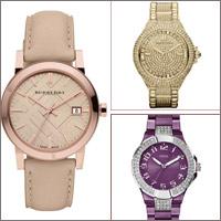 Đồng hồ Marc Jacobs, Burberry giảm giá 30%