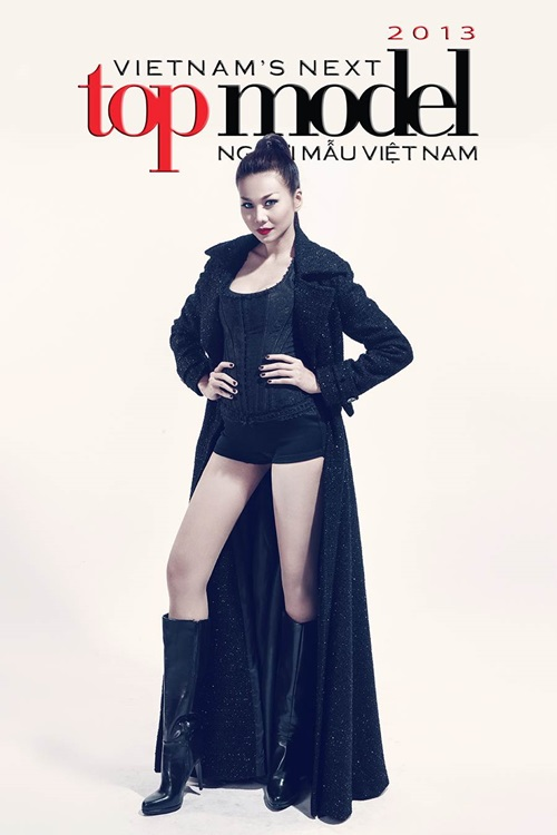 thanh hang chinh thuc lam host cua vnntm 2013 - 1