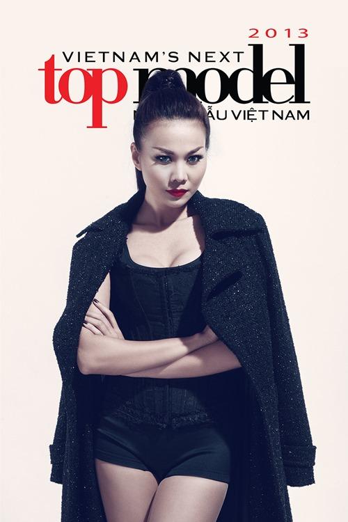 thanh hang chinh thuc lam host cua vnntm 2013 - 4