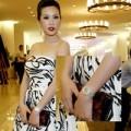 Thời trang - HH Thu Hoài khoe đồng hồ gần 4 tỷ đi sự kiện
