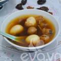 Bếp Eva - Lạ miệng với chè trứng cút long nhãn
