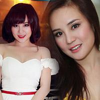 Mê đắm 5 kiểu tóc đẹp của Vy Oanh