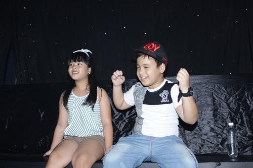 ghvn:hong khanh, phuc nguyen bat ngo quay lai - 1
