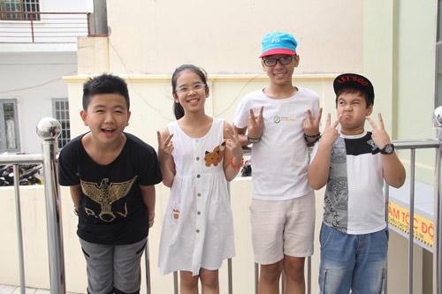 ghvn:hong khanh, phuc nguyen bat ngo quay lai - 5
