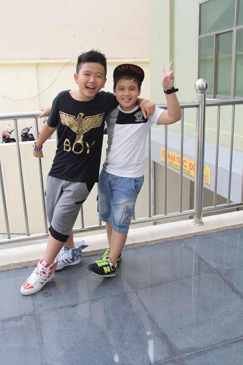 ghvn:hong khanh, phuc nguyen bat ngo quay lai - 7