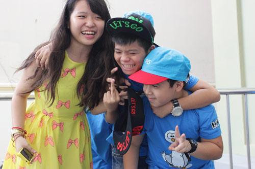 ghvn:hong khanh, phuc nguyen bat ngo quay lai - 9