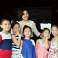 Làm mẹ - ĐRM 2013: Bảo Trâm Idol tiếp sức Quỳnh Giao