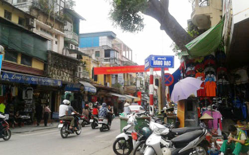 26.000 nguoi se doi pho co ha noi - 1