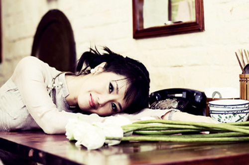 "diva hong nhung: ""toi khong he gian me"" - 2"