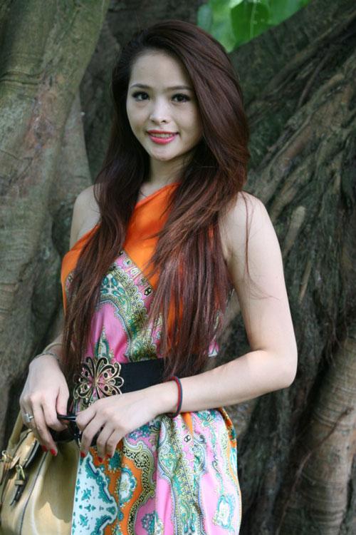 lai huong thao den voi miss world 2013? - 4